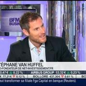 Crowdfunding: le financement des entreprises par la foule, comment ça marche?: Stephane Van Huffel, dans Intégrale Placements –