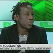 Le numérique au service de la solidarité: Ismaël Le Mouël, Léa Thomassin, Nathan Stern,Baki Youssoufou, dans Green Business – 1/4
