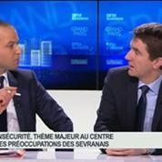 Émission spéciale Municipales à Sevran: Stéphane Gatignon, Clémentine Autain, Mohammed Chirani et Farid Temsamani, dans Grand Paris 3/4