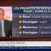 Jean-Philippe Girard, président de l'Association nationale des industries alimentaires, dans Le Grand Journal – 4/4