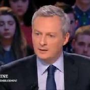 Le Maire : «Je ne supporte plus le cynisme de Vladimir Poutine»
