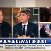 Le Soir BFM: Braquage devant l'hôtel des ventes Drouot, au moins 300 000 euros de bijoux volés – 6/6