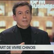 L'art de vivre chinois, dans Goûts de luxe Paris 6/8