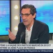 Grande distribution: Le marché est déflationniste et déséquilibré, Serge Papin, dans GMB