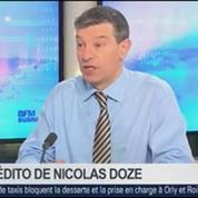 Nicolas Doze: Politique de l'offre: On risque d'arriver à une impasse politique