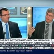Crossject, première IPO française de l'année: Patrick Alexandre, dans Intégrale Bourse –