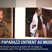 Le Soir BFM: Centre Pompidou de Metz: les photos de paparazzis entrent au musée 5/5
