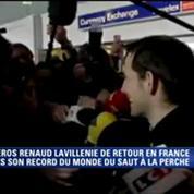 Renaud Lavillenie: