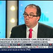 Portrait de Carlos Slim Helú: Michel Audeban, dans Intégrale Bourse –