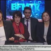 L'interview d'Anne Hidalgo sur BFM Politique