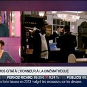 Le Paris de Amos Gitaï, cinéaste, dans Paris est à vous –