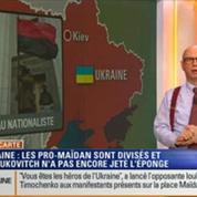 Harold à la carte: La place qu'occupe Ioulia Timochenko dans l'opposition