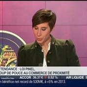 La tendance du moment: Loi Pinel, coup de pouce au commerce de proximité, dans Paris est à vous –