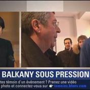 Le Soir BFM: Pourquoi Patrick Balkany s'emporte-t-il face à la caméra de BFMTV ? 5/6