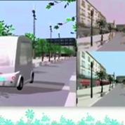 Vipa Fleet : le minibus sans chauffeur
