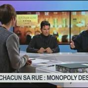 A chacun sa rue: le monopoly des chefs, dans Goûts de luxe Paris – 7/8