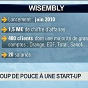 Chroniques et Coup de pouce à une start-up: Wisembly, dans 01Business – 4/4
