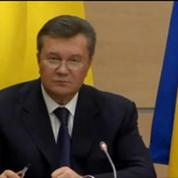 Ukraine: l'ex-président Viktor Ianoukovitch s'est exprimé depuis la Russie