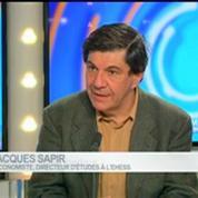 J. Sapir: Epargne: Une nouvelle crise bancaire occasionnerait une perte de 10 à 20% du patrimoine