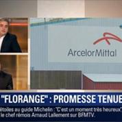 """Le Soir BFM: La loi """"Florange"""" adoptée: est-ce une promesse tenue de François Hollande ? 4/6"""