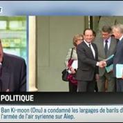 Les coulisses de la Politique: Sondage: François Hollande bat le record d'impopularité en France