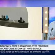 Nicolas Doze: Effondrement du cours du bitcoin –