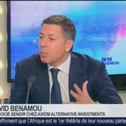 Banques: Mario Draghi veut rendre crédible le système bancaire européen, David Benamou, dans GMB