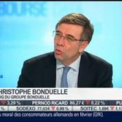Les résultats semestriels du groupe Bonduelle: Christophe Bonduelle, dans Intégrale Bourse