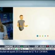 Chute du Bitcoin et disparition de la plateforme MtGox: Laetitia Garriott de Cayeux, dans Intégrale Bourse –