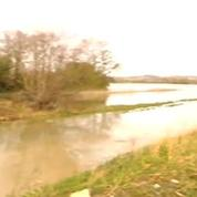 Inondations: à Tarnos, les habitants s'organisent pour se déplacer