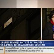Le Soir BFM: Paris: Deux femmes retrouvées égorgées dans le 14ème arrondissement 2/4