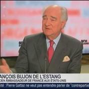 François Bujon de l'Estang, ancien ambassadeur de France aux États-Unis, dans Le Grand Journal – 2/4
