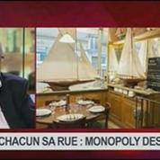 A chacun sa rue: le monopoly des chefs, dans Goûts de luxe Paris – 5/8
