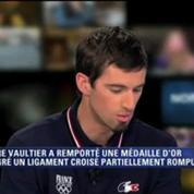 Pierre Vaultier : «Je me considère comme un miraculé»