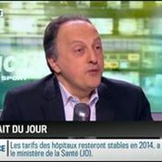 RMC Politique: Affaire Copé: La solution serait la publication des comptes de l'UMP, selon Laurent Wauquiez