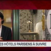 Les hôtels parisiens à suivre, dans Goûts de luxe Paris – 4/8