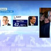 A Perpignan, Pujol remercie les électeurs de gauche qui ont voté pour lui