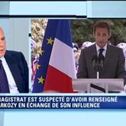 Thierry Herzog, avocat de Nicolas Sarkozy s'exprime sur les écoutes: ce qui compte c'est ce qui s'est passé