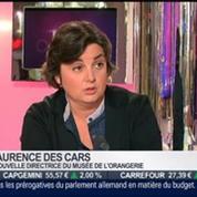 Le Paris de Laurence Des Cars, Musée de l'Orangerie, dans Paris est à vous –