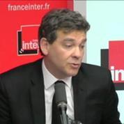 Arnaud Montebourg compare Nicolas Sarkozy à Berlusconi