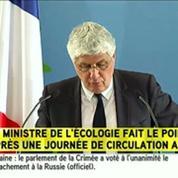 Paris : la circulation alternée ne sera pas reconduite