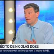 Nicolas Doze: Guerre du diesel: Le diesel propre ou la voiture électrique est la solution –
