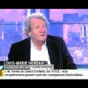 Le directeur du Canard Enchaîné : «Les gens enregistrés par Buisson sont choqués»