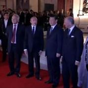 Lyon: le président chinois de visite en France –