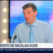 Nicolas Doze: Débat autour du diesel: Le diesel propre ou la voiture électrique est la solution –