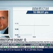 Les enjeux de la communication de la FED: Christophe Donay, dans Intégrale Bourse –
