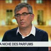 La niche des parfums, dans Goûts de luxe Paris – 5/8