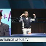 L'avenir de la pub TV: Frank Tapiro, Valéry Pothain et Charlotte Bricard, dans A vos marques – 1/3