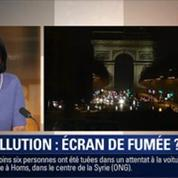 Le Soir BFM: Pollution: la circulation alternée a-t-elle porté ses fruits ? 3/4