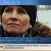 BFMTV Replay: Copé ne dévoilera les comptes de l'UMP qu'après l'adoption de sa proposition de loi